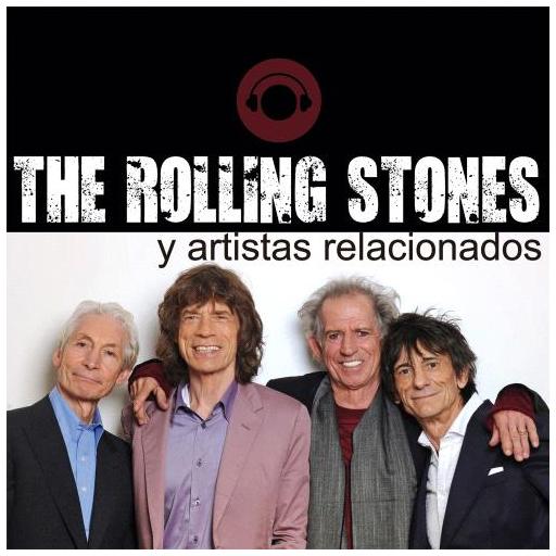 Cienradios The Rolling Stones y artistas relacionados