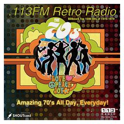 113FM - Hits 1974