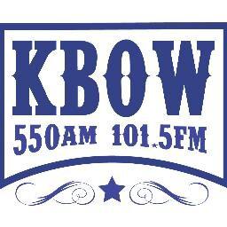 KBOW 550 AM/101.5FM
