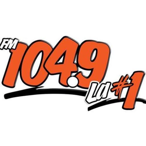 La Número Uno 104.9 FM