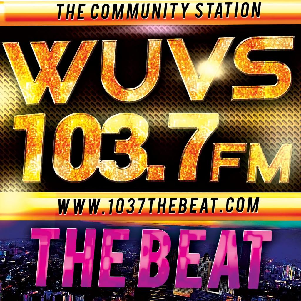 WUVS 103.7 The Beat