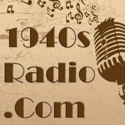 1940s Radio Station