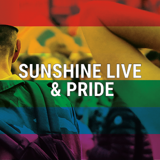 sunshine live and pride