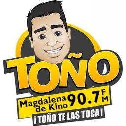Toño 90.7 Magdalena