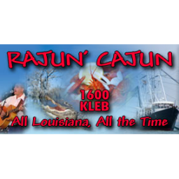 The Rajun' Cajun 1600 KLEB