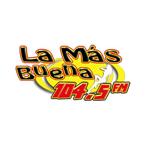 La Mas Buena 104.5 FM