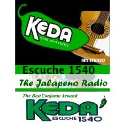 KEDA 1540 Radio