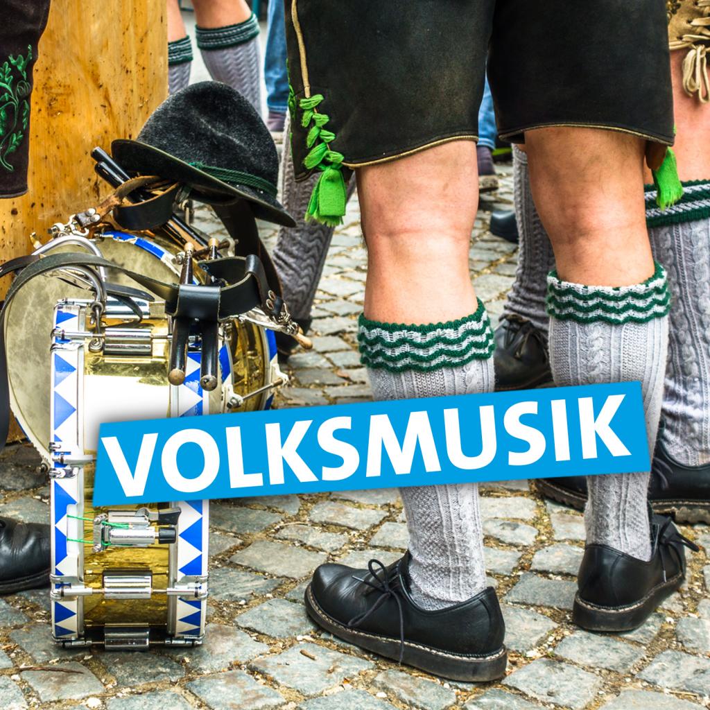 RPR1. Volksmusik