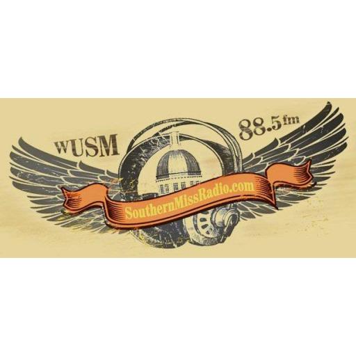 WUSM FM 88.5 Southern Miss Radio