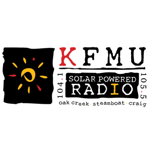 KFMU FM Solar Powered Radio