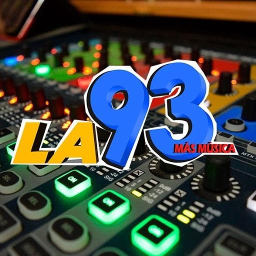 Radio la 93