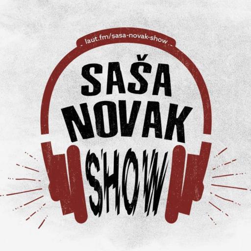 Sasa Novak Show - laut.fm