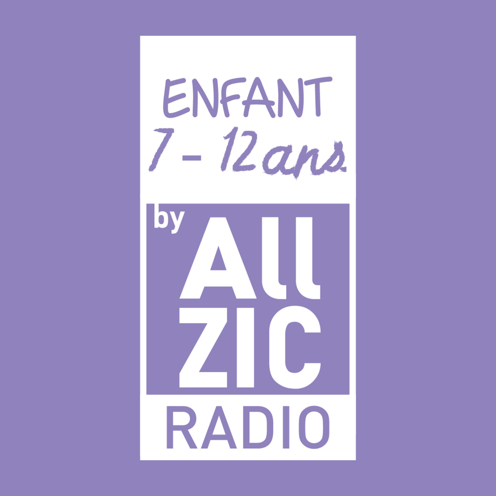 Allzic Radio Enfant 7/12 ans