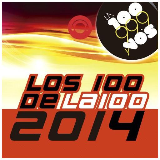 Cienradios Los 100 de la 100 2014