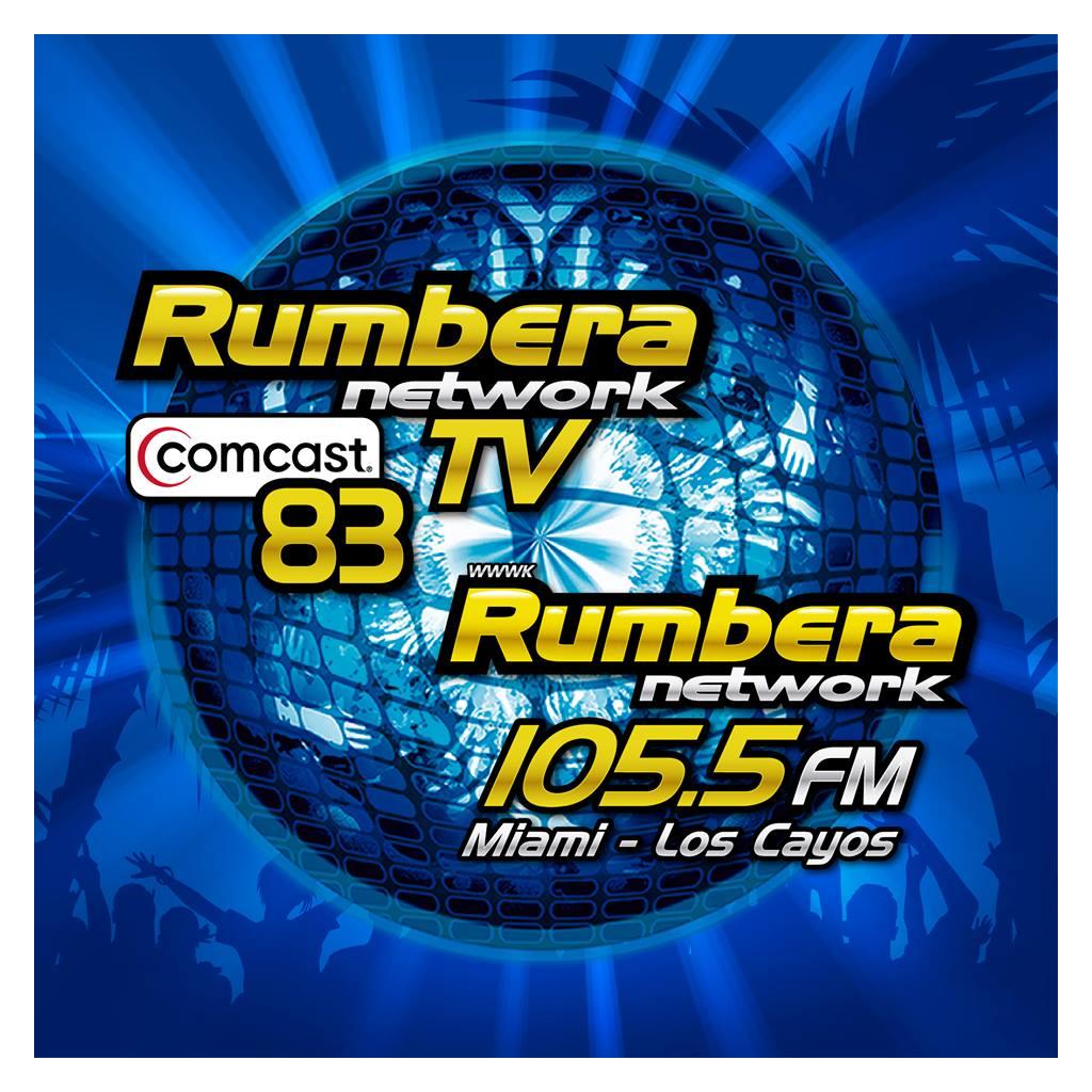 Rumbera Network Miami 105.5 FM