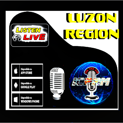 ICPRM Radio Luzon