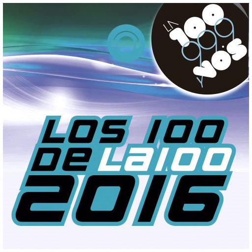 Cienradios Los 100 de La 100 2016