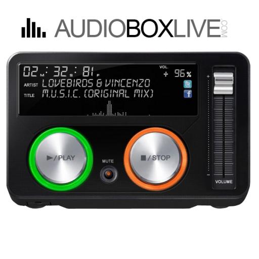 Audioboxlive DJ Radio