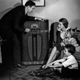 The British Home Front Radio Service