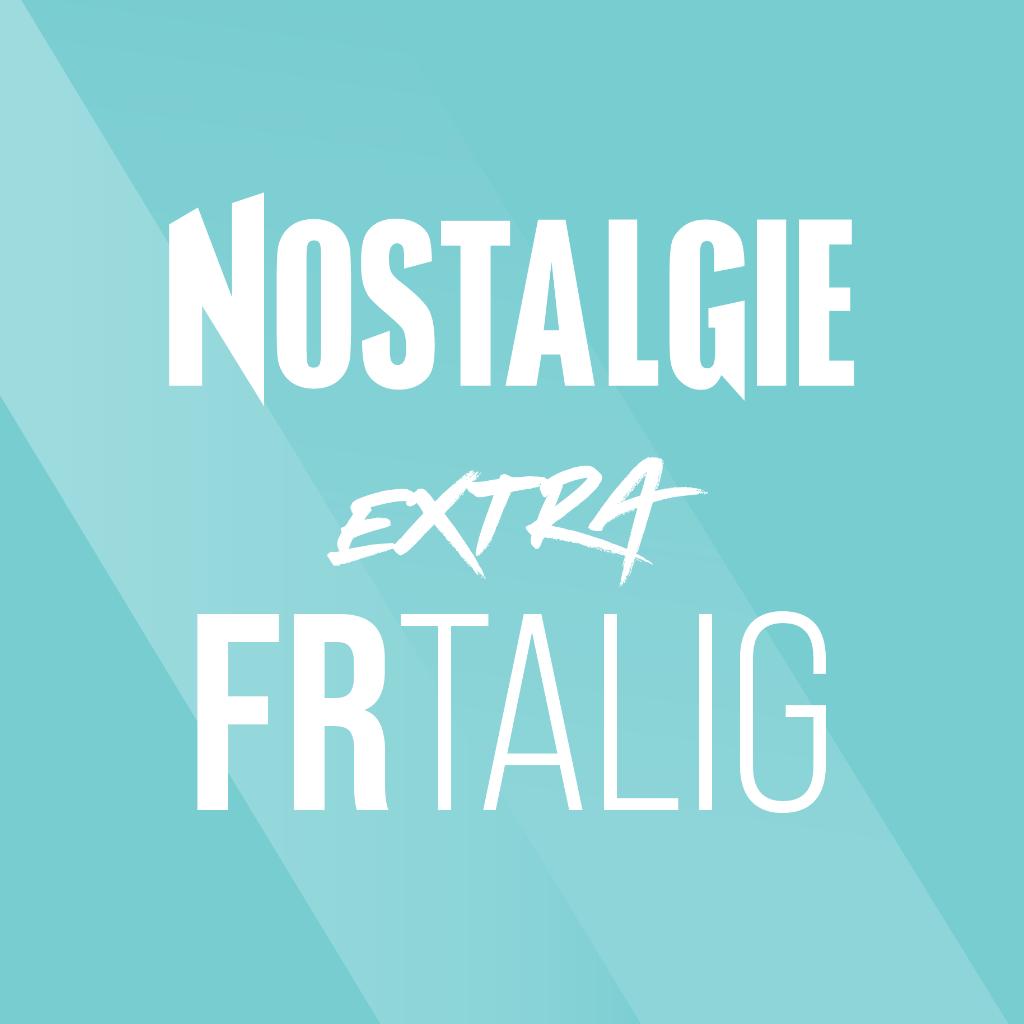 Nostalgie Extra Franstalig