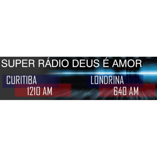 Super Rádio Deus É Amor 1210 AM