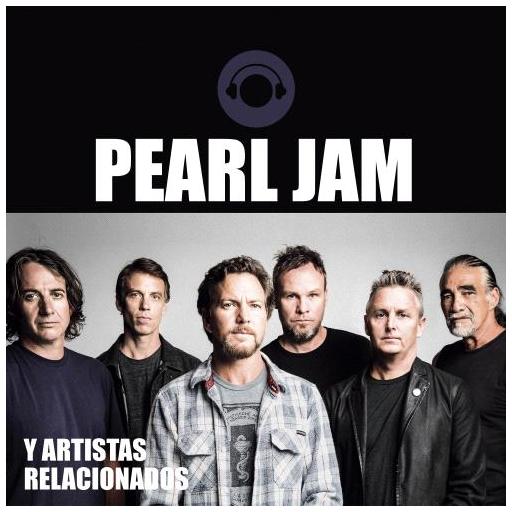 Cienradios Pearl Jam y artistas relacionados