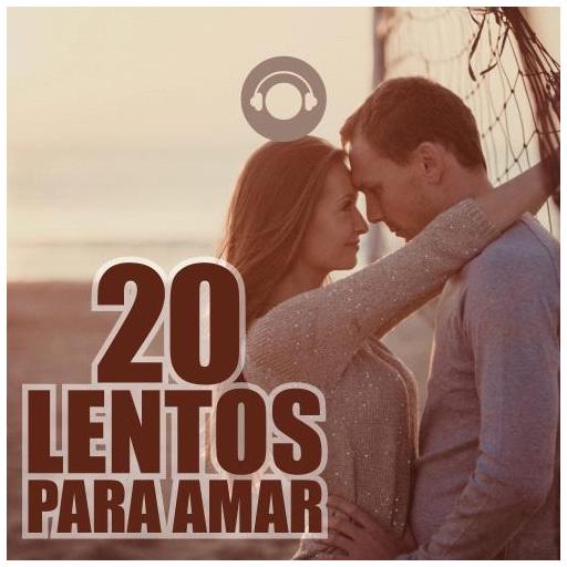 Cienradios 20 Lentos para Amar