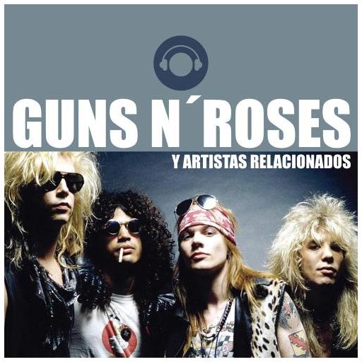 Cienradios Guns N Roses y artistas relacionados