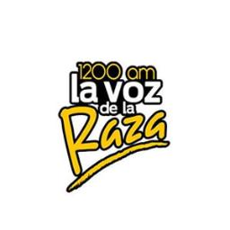 La Voz De La Raza 1200 AM