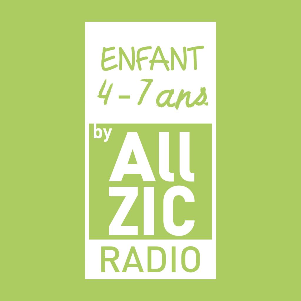 Allzic Radio Enfant 4/7 ans