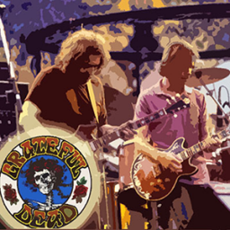 Rock Giants Radio - Grateful Dead