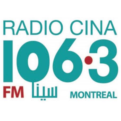 106.3 FM CINA Radio
