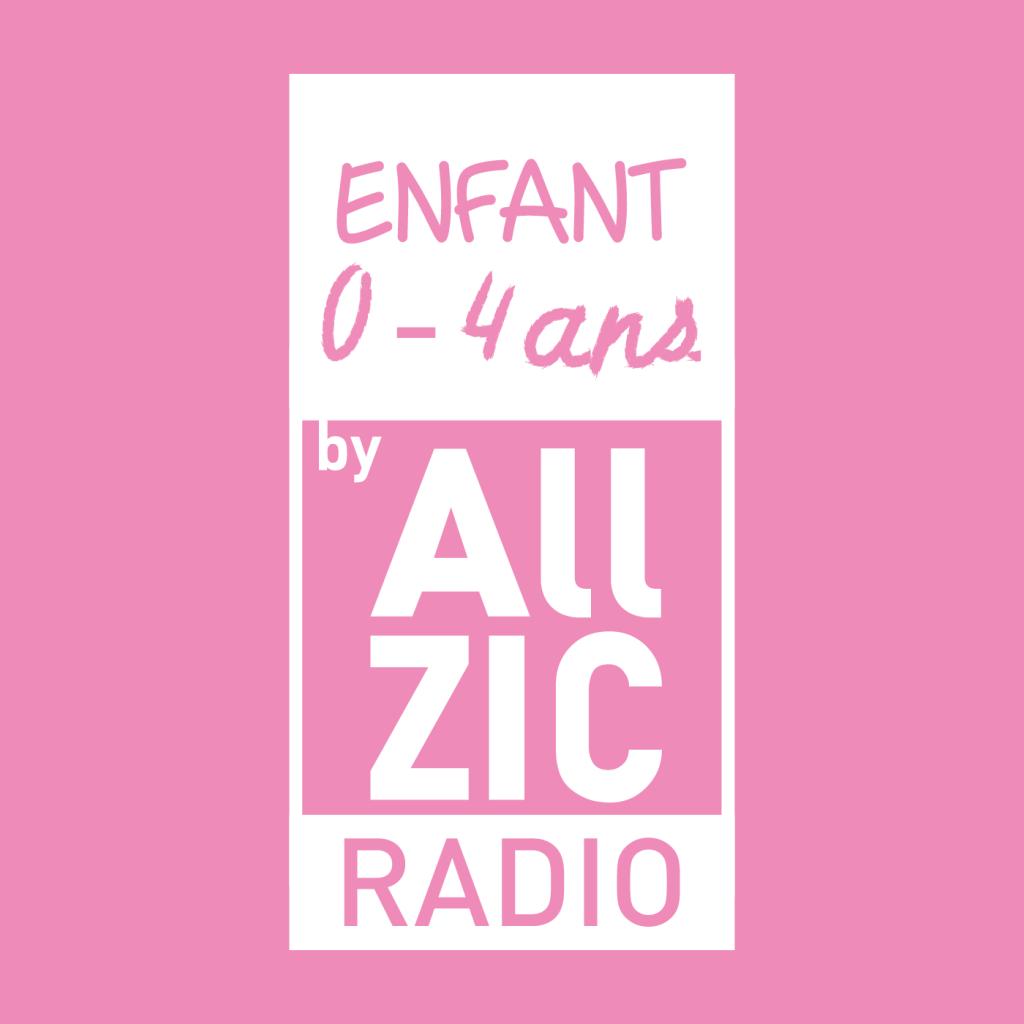 Allzic Radio Enfant 0/4 ans