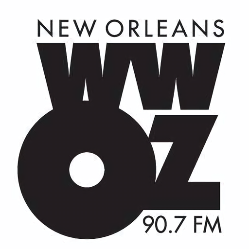 WWOZ New Orleans 90.7 FM
